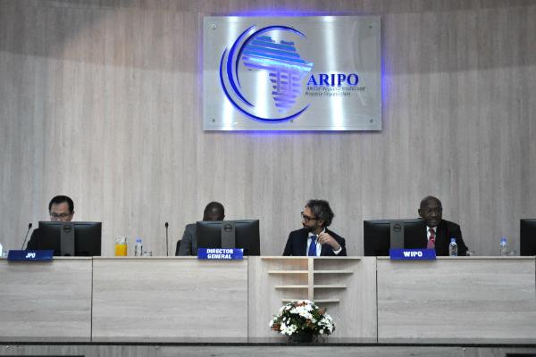 The African Regional Intellectual Property Organisation (ARIPO) patent drafting course for African patent agents was official opened on 4 September 2017. (Photo by ARIPO)